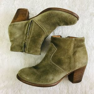 Madewell 1937 Winston Ankle Boots 7.5